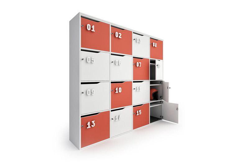 DV549 Lockers