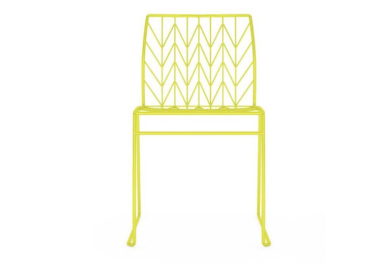 fishbone chair seating